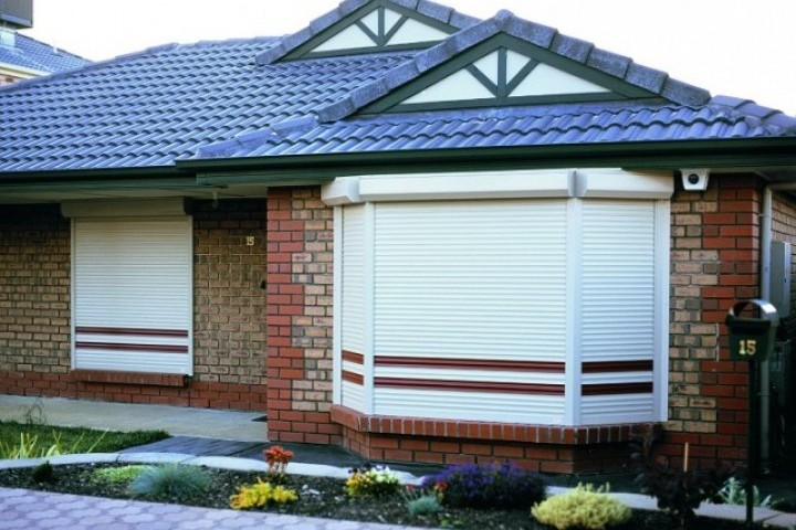 Blinds and Awnings Aluminium Roller Shutters 720 480