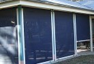 Brisbane Clear pvc blinds 3
